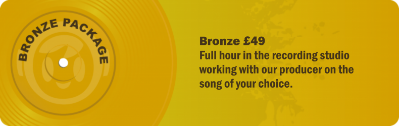 Bronze Experience Package